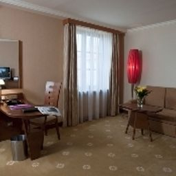 Junior suite Lindner Hotel Prague Castle Fotos