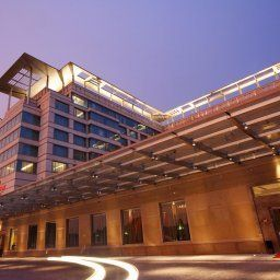 Exterior view Crowne Plaza GURGAON Fotos
