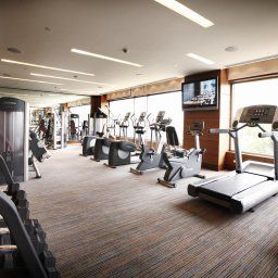 Wellness/fitness area Crowne Plaza GURGAON Fotos