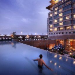 Pool Crowne Plaza GURGAON Fotos