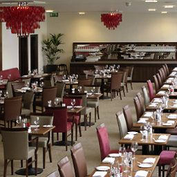 Breakfast room within restaurant Mercure Bristol Holland House Hotel and Spa Fotos