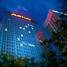 Seoul - Marriott Executive Apartments Yeouido Park Centre Seoul