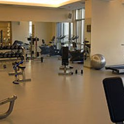 Fitness room WOW Hotel Airport Fotos