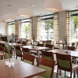 Restaurant Holiday Inn Express STUTTGART AIRPORT Fotos