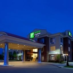 Außenansicht Holiday Inn Express Hotel & Suites DETROIT - FARMINGTON HILLS Fotos