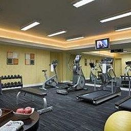 Fitness room Citadines Xi'an Central Fotos