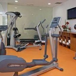 Wellness/fitness area TRYP Zaragoza Hotel Fotos
