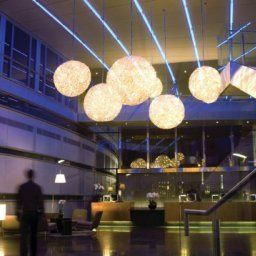 Hall Radisson Blu Edwardian New Providence Wharf Fotos