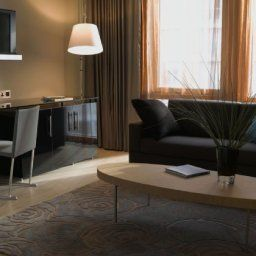Suite Radisson Blu Edwardian New Providence Wharf Fotos