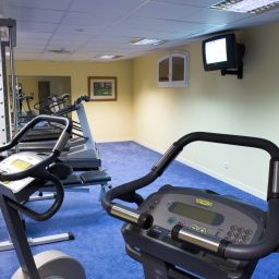 Fitness room Park Inn Paris By Radisson Charles de Gaulle Airport Fotos