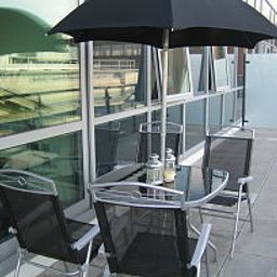 Terraza City Crash Pad Serviced Apartments Fotos