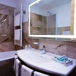 Camera da bagno Idea Hotel Firenze Business Fotos