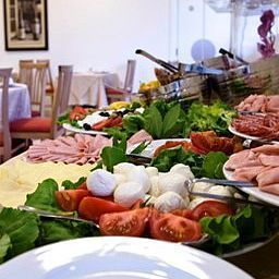 Buffet Idea Hotel Firenze Business Fotos