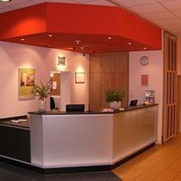Reception Ibis Budget Muenchen Ost Messe Fotos