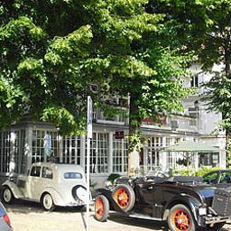 Exterior view Classic Flair Hotel Bad Pyrmont Fotos