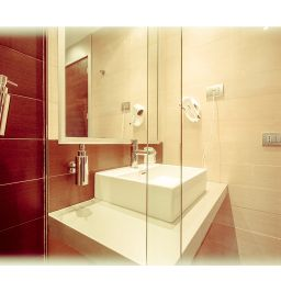 Camera da bagno All Ways Garden Hotel & Leisure Fotos