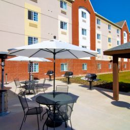 Vista all'interno Candlewood Suites DFW SOUTH Fotos