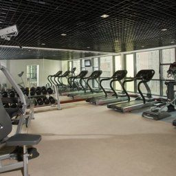 Fitness Holiday Inn SHANGHAI PUDONG NANPU Fotos