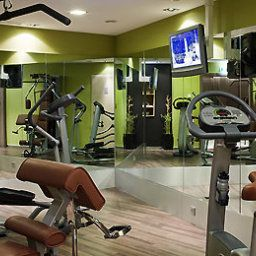 Wellness/fitness Novotel Wien City Fotos