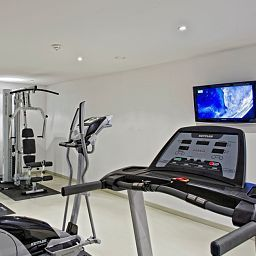 Fitness room Best Western Grand City Fotos