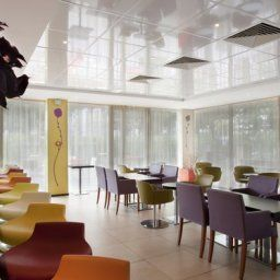 Bar Holiday Inn Express PARIS - CANAL DE LA VILLETTE Fotos