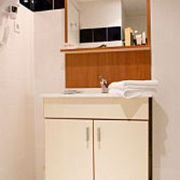 Camera da bagno Appart City Montpellier Saint Roch Residence Hoteliere Fotos