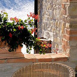 Terrasse Lodole Country House Fotos