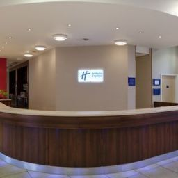 Hall Holiday Inn Express HULL CITY CENTRE Fotos