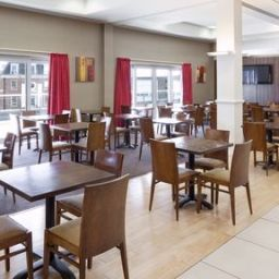 Restaurant Holiday Inn Express HULL CITY CENTRE Fotos