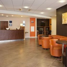 Hall Holiday Inn Express SLOUGH Fotos