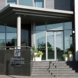 Exterior view Holiday Inn Express HAMILTON Fotos