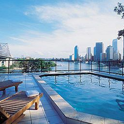 Piscina Adina Apartment Hotel Brisbane Fotos