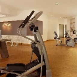 Fitness room Swissotel Fotos