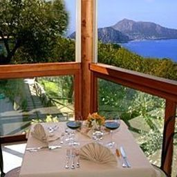 Breakfast room within restaurant Gocce di Capri Hotel & Residence Fotos