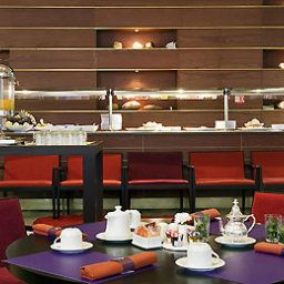 Breakfast room within restaurant Novotel Casablanca City Center Fotos