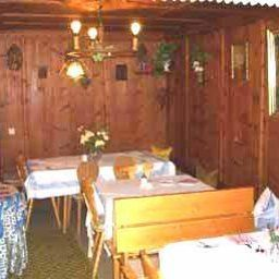 Breakfast room within restaurant Hofer - Garmisch-Partenkirchen Pension Fotos