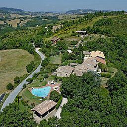 Exterior view Serre di Parrano Country House Fotos
