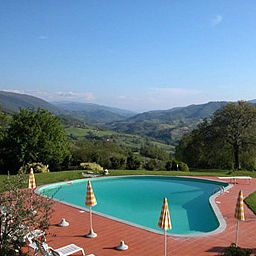 Pool Serre di Parrano Country House Fotos