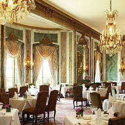 Restaurant Golf and Spa Luton Hoo Hotel Fotos