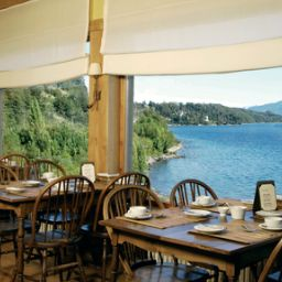 Restaurante Correntoso Lake and River Htl Fotos
