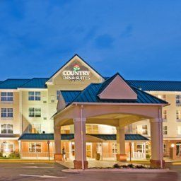 Widok zewnętrzny VA  Woodbridge Country Inn & Suites By Carlson Fotos