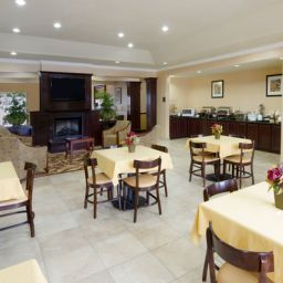Restaurant Comfort Suites Fotos