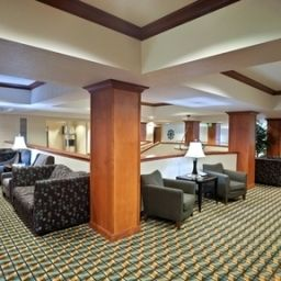 Hall Holiday Inn Express Hotel & Suites NAMPA Fotos