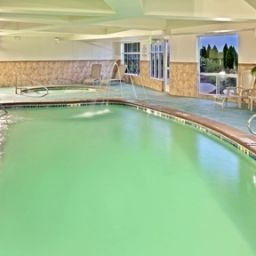 Pool Holiday Inn Express Hotel & Suites NAMPA Fotos