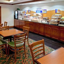Restaurante Holiday Inn Express WOODBRIDGE Fotos