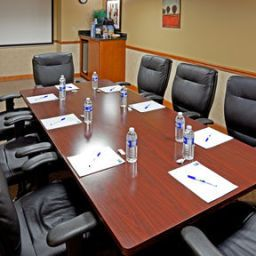 Sala de reuniones Holiday Inn Express WOODBRIDGE Fotos