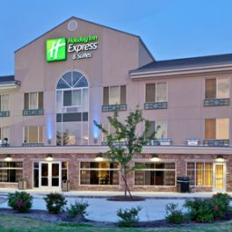 Vista esterna Holiday Inn Express Hotel & Suites NAMPA Fotos