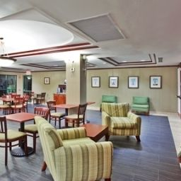 Ресторан Holiday Inn Express Hotel & Suites MACON-WEST Fotos