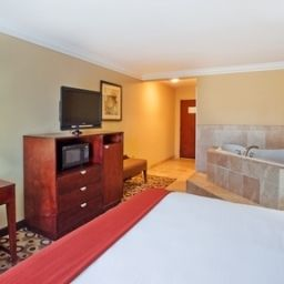 Suite Holiday Inn Express Hotel & Suites MACON-WEST Fotos