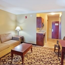 Номер Holiday Inn Express Hotel & Suites MACON-WEST Fotos